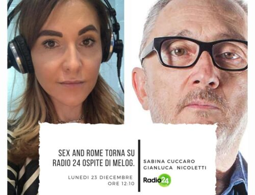 Intervista Melog – Radio 24