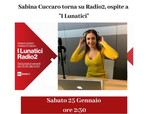 Intervista I Lunatici – Radio Rai 2